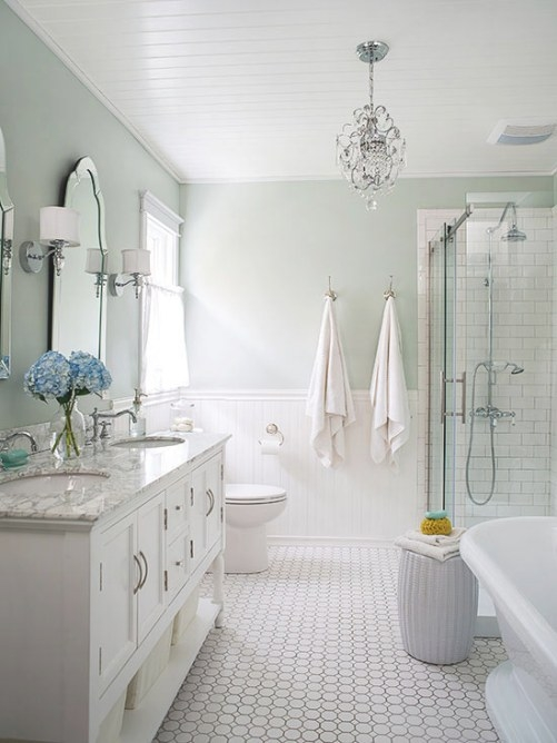 Bathroom Layout Guidelines And Requirements in Images Of Small Bathrooms
