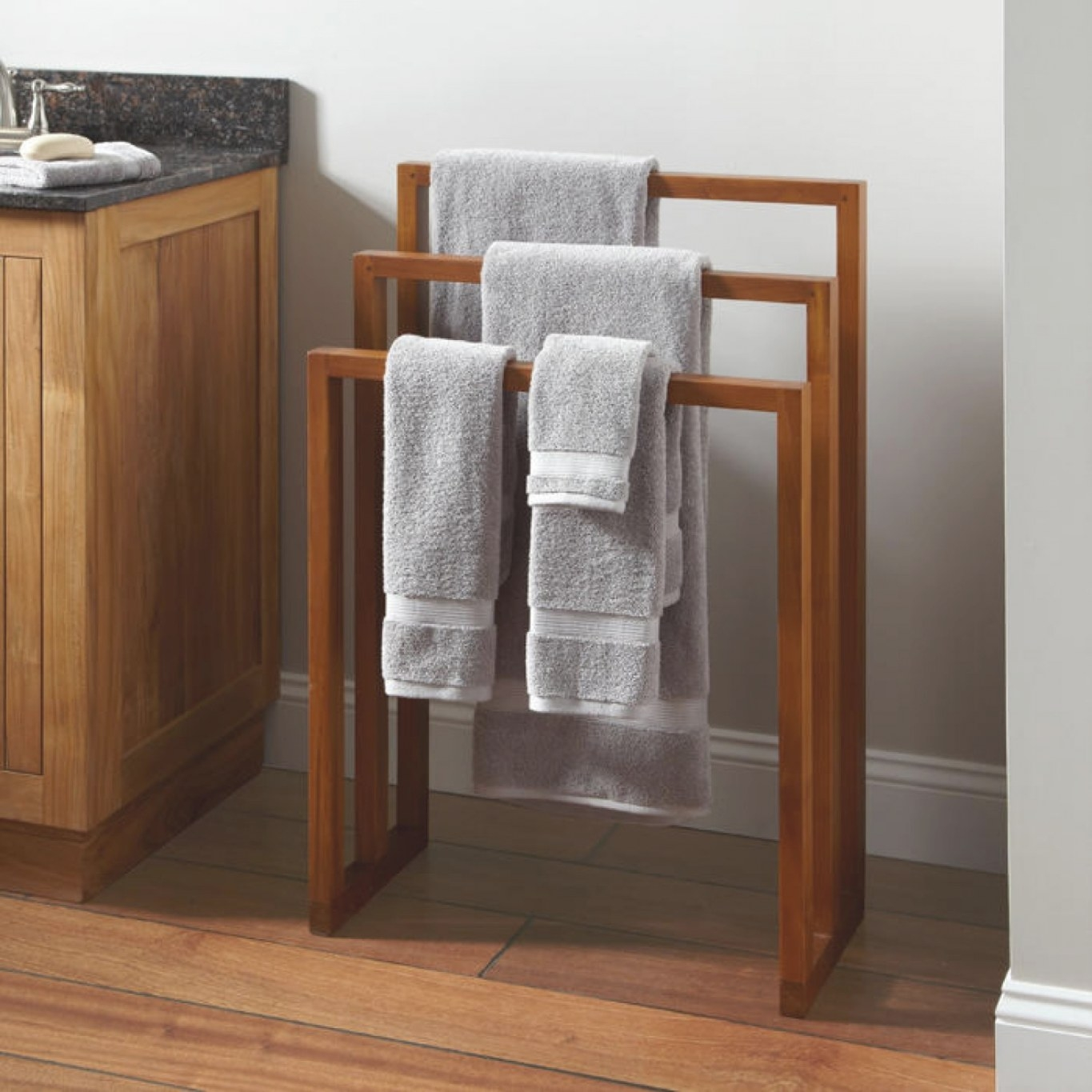Bathroom: Perfect Solution For Bathroom Storageusing with regard to Towel Racks For Small Bathrooms
