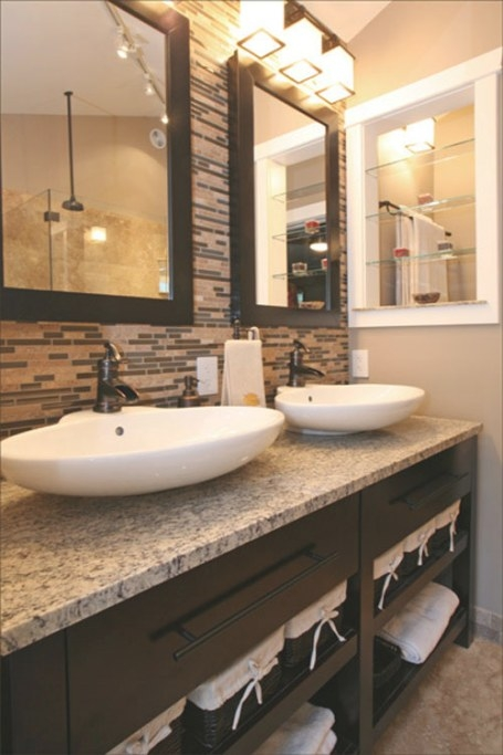 Bathroom Wall Panels | Hac0 with Accent Walls In Bathrooms