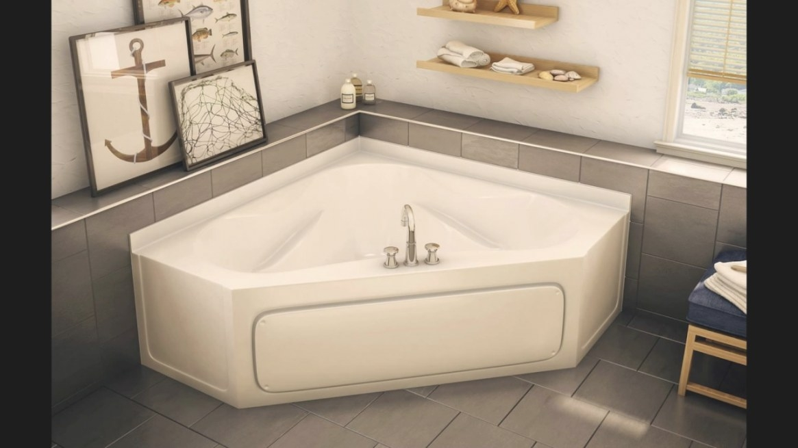 Bathroom_ Corner Bathtubs For Small Bathrooms - Youtube for Pics Of Small Bathrooms