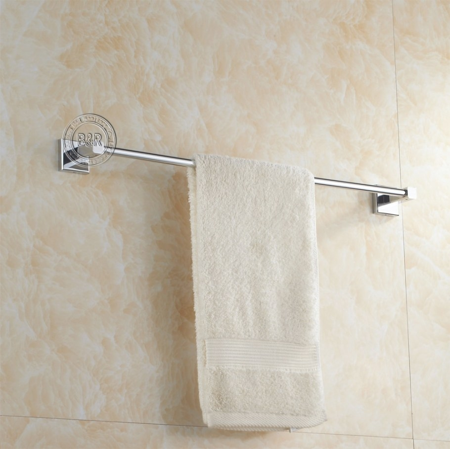Becola Free Shipping Bath Towel Rack Bathroom Accessories intended for Towel Racks For Small Bathrooms