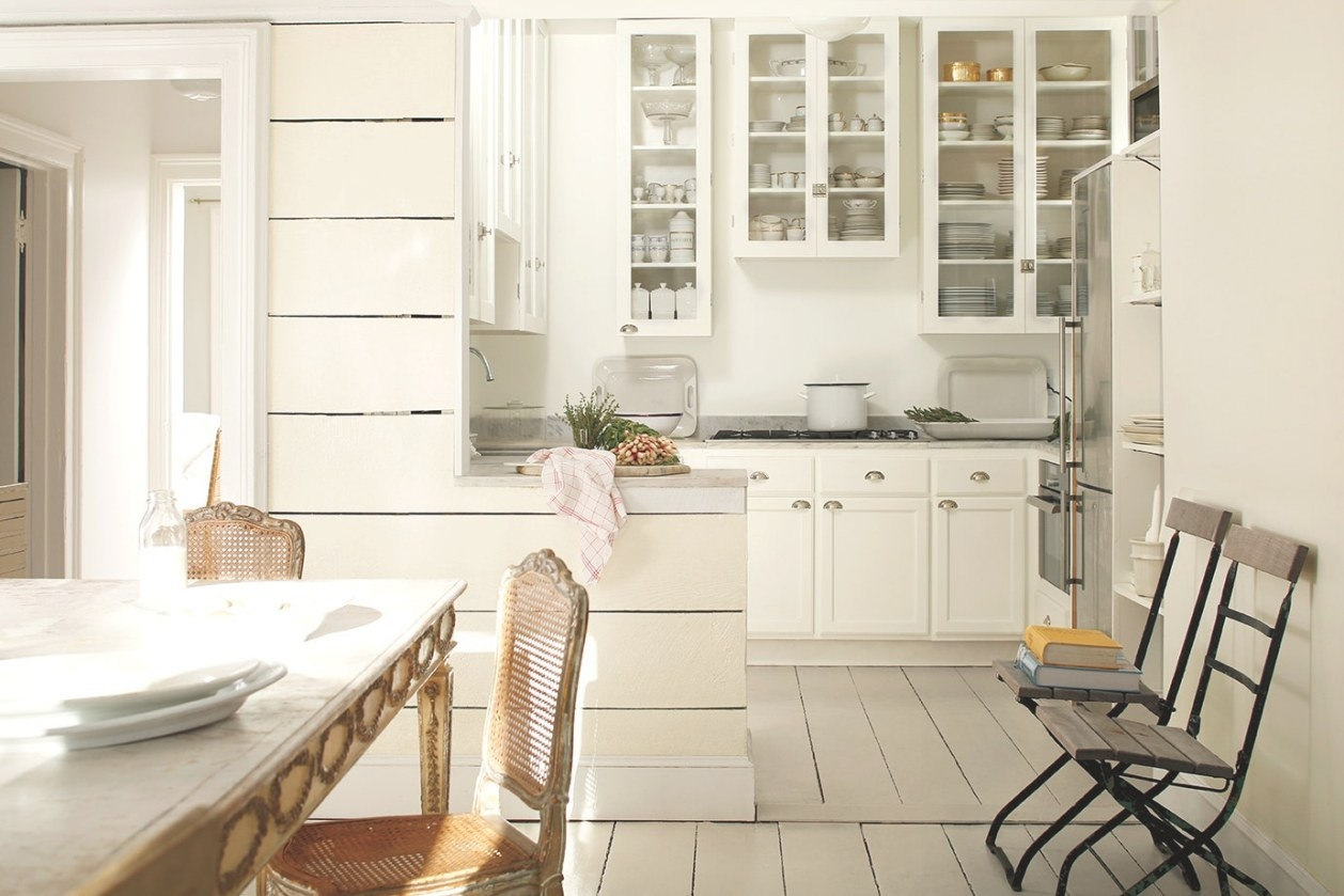 Benjamin Moore 2016 Color Of The Year Is Simply White inside Benjamin Moore China White