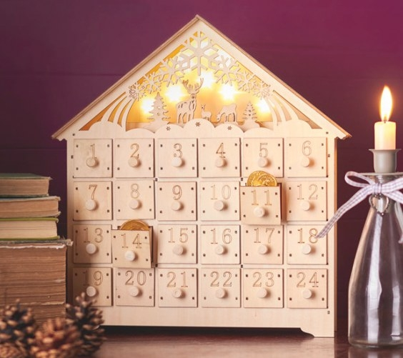 Best Alternative Advent Calendars For Christmas 2015 with Light Up My Home