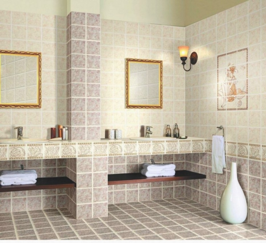 Best Bathroom Ceramic Design Ideas intended for Porcelain Tiles For Bathrooms