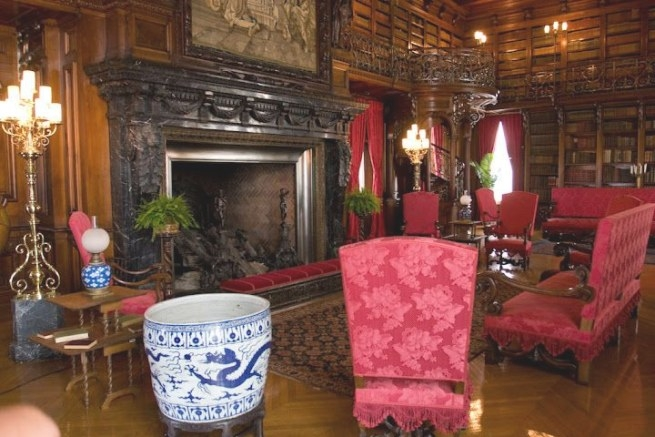 Biltmore Library Fireplace | Biltmore House, Biltmore within Biltmore Hearth And Home