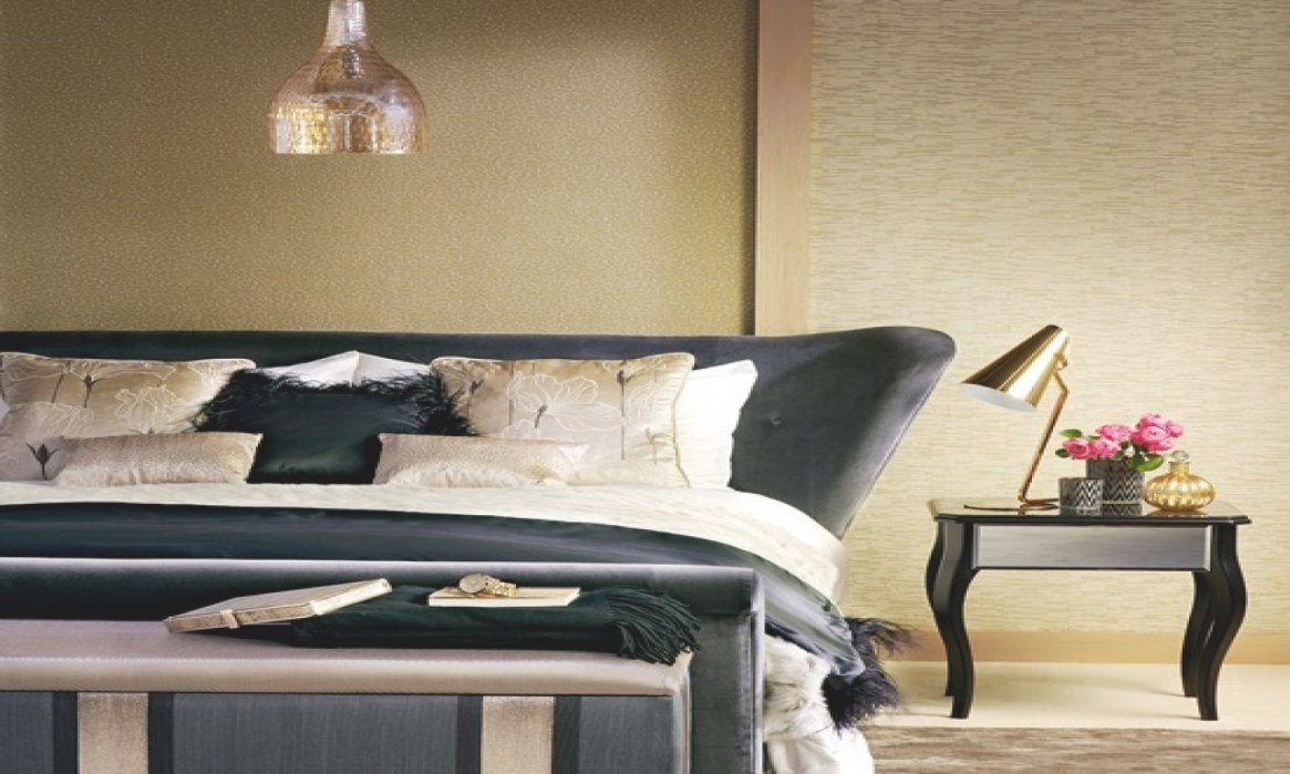 Black And Gold Bedroom Ideas, Black Gold And Silver within Silver And Gold Bedroom