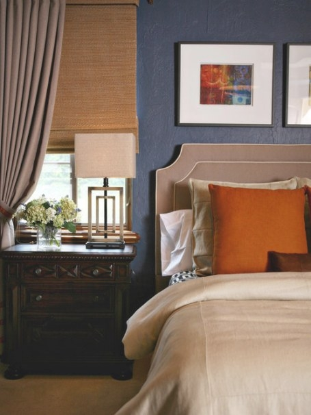 Blue And Orange Bedroom Home Design Ideas, Pictures with regard to Blue And Orange Bedroom