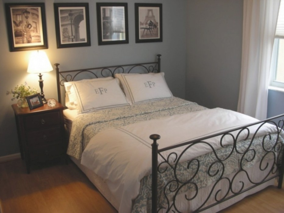 Blue Gray Bedroom, Blue And Grey Bedroom Ideas Blue Gray intended for Blue Grey And White Bedroom