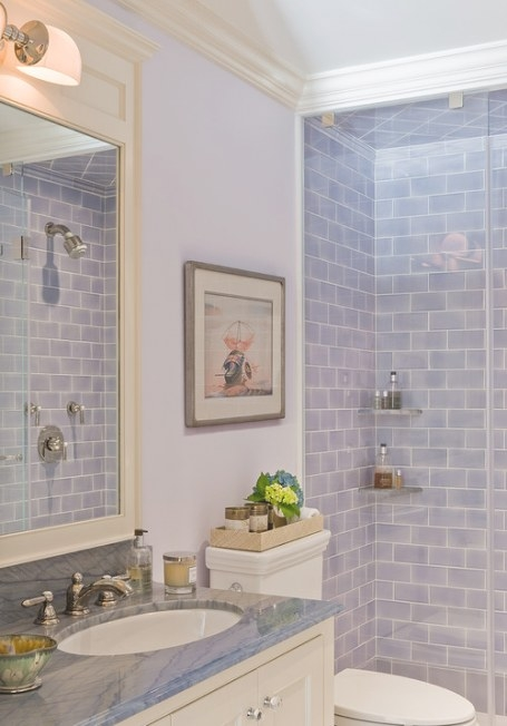 Brooklyn Heights Addition · More Info regarding Crown Moulding In Bathroom
