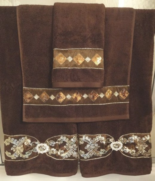 Brown And Gold Bath Towels Bathroom Bath Towels Hand with regard to Brown And Gold Bathroom