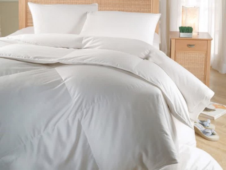 Cal King Down Comforter Product Selections | Homesfeed inside What Size Washer Do I Need For A King Size Comforter