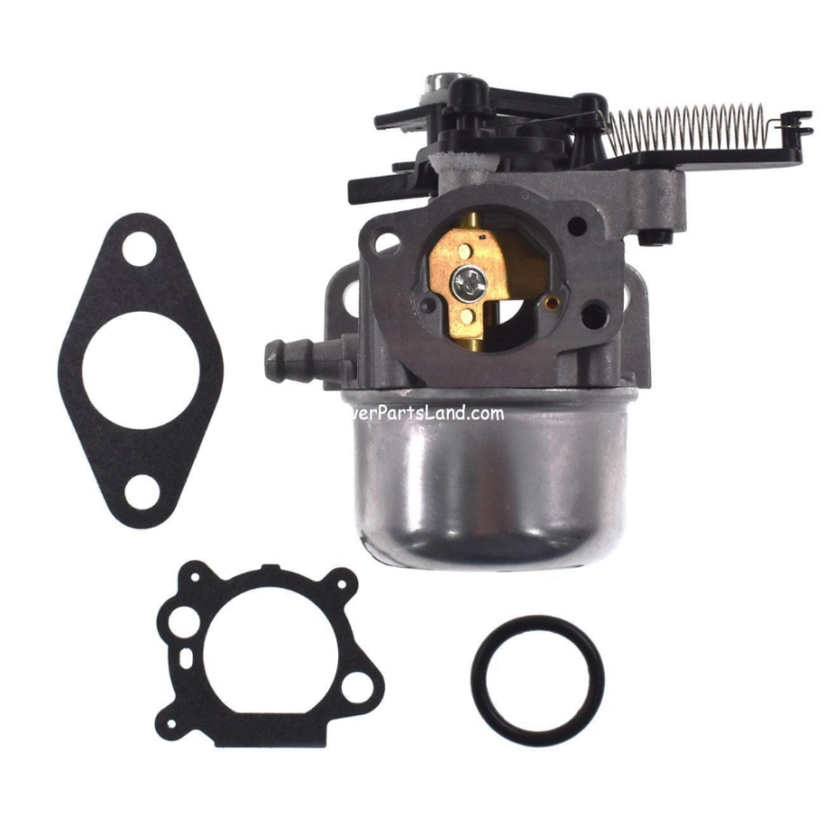 Carburetor For Briggs And Stratton 12S905-2732-B1 Engine pertaining to Briggs And Stratton Lawn Mower Starts Then Dies
