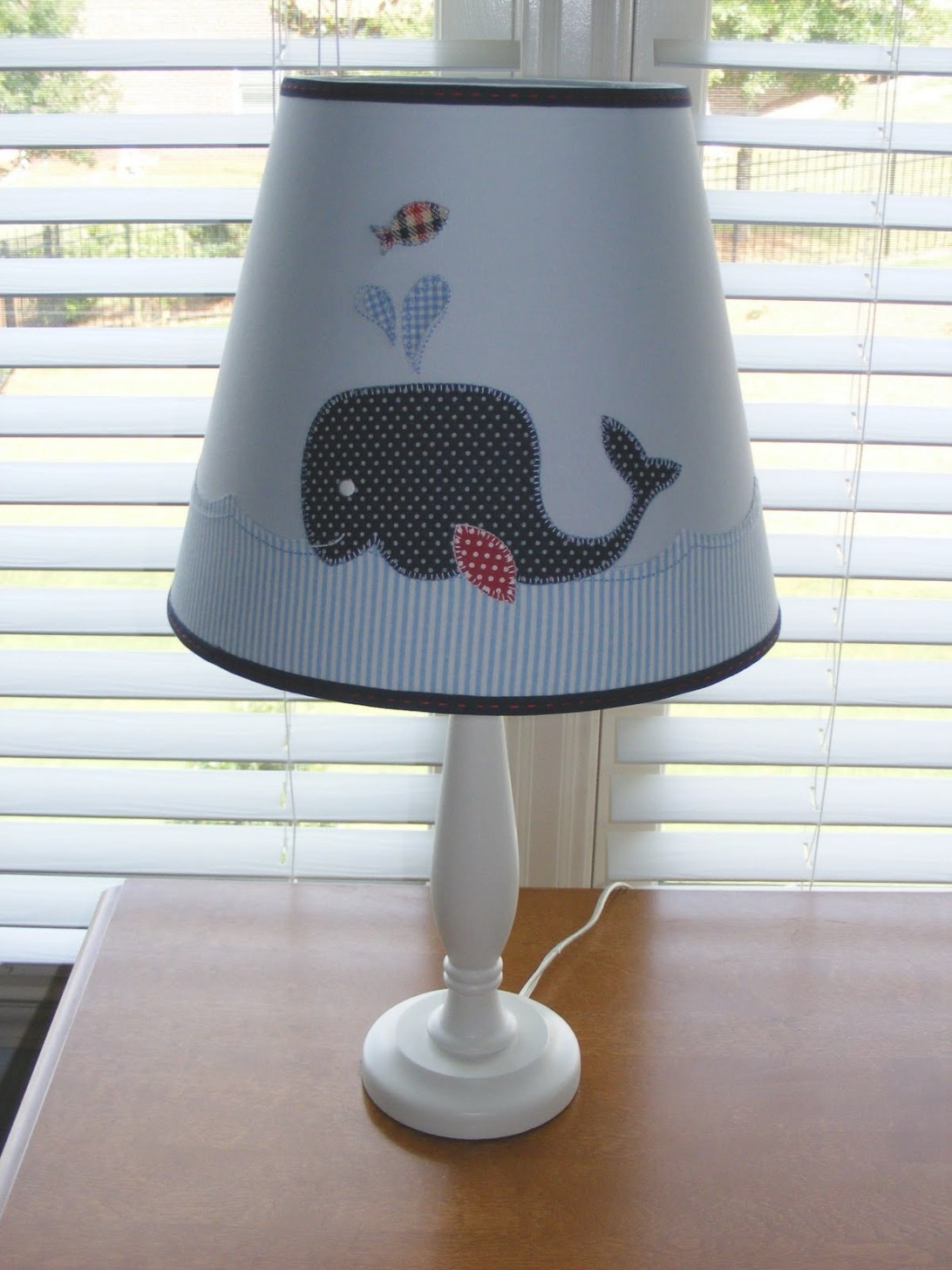 Choose Whale Lamp As An Option To Other Lamps | Warisan inside Broyhill Lamps At Homegoods