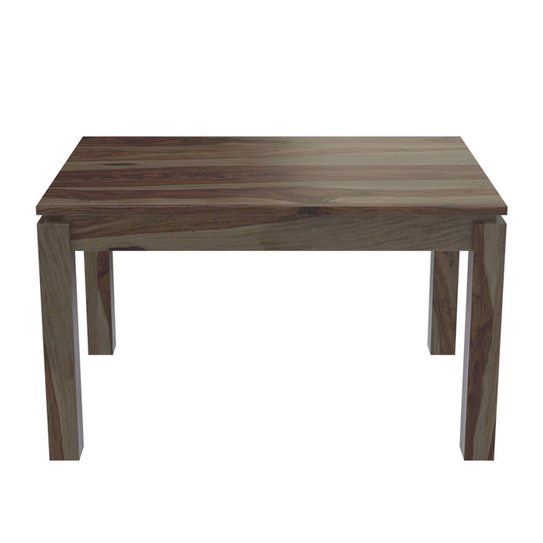 Classic Comfort Mango Wood Dining Table & Upholstered within Mango Wood Dining Table
