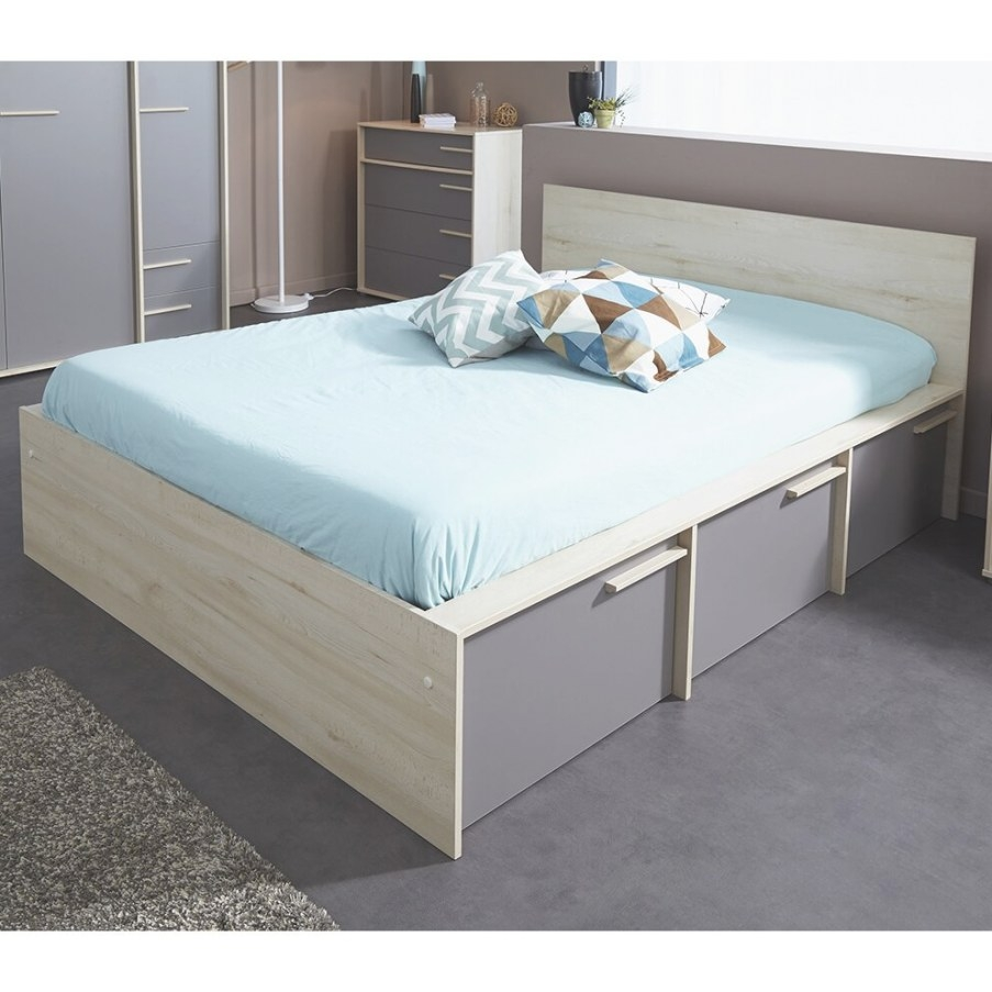 Connect Full/Double Storage Platform Bed | Allmodern with regard to Platform Bed With Storage