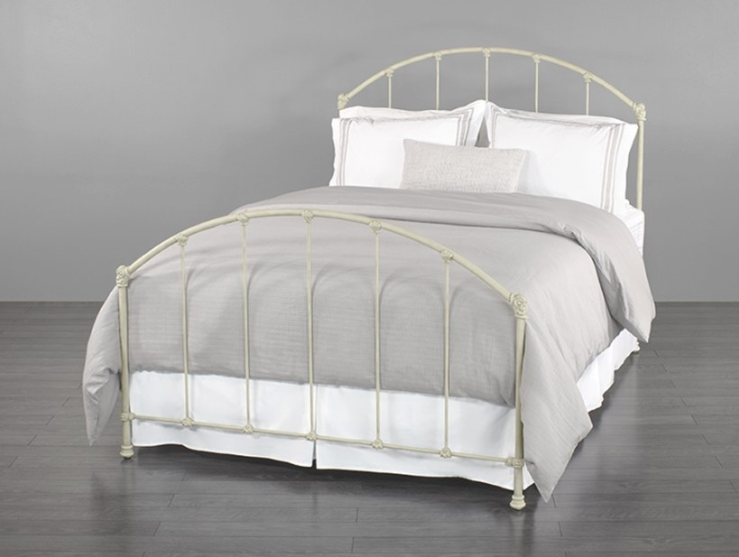 Coventry Iron Bedwesley Allen | Sleepworks intended for Wesley Allen Iron Beds