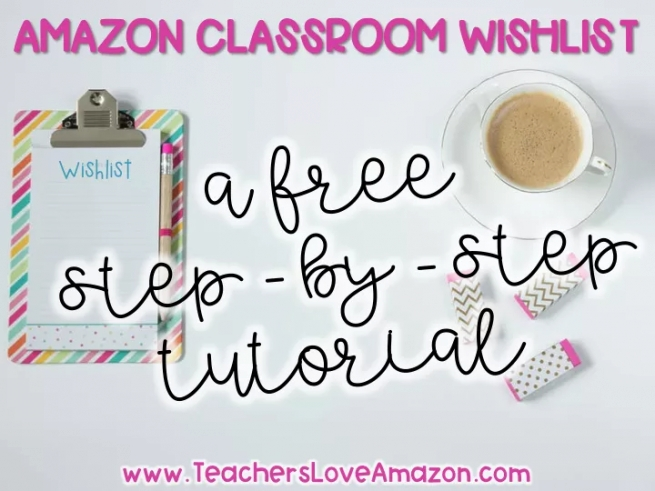 Creating A Classroom Wishlist On Amazon | Classroom throughout Amazon Find A Wishlist