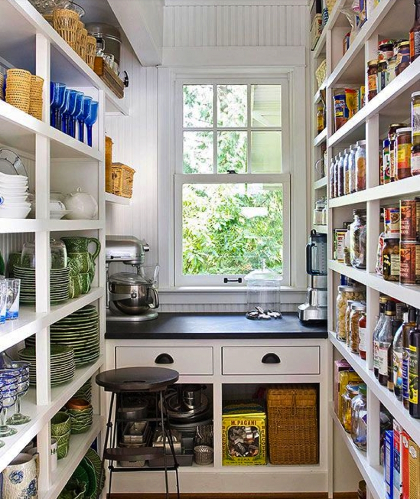 Custom Appliance Pantries: The New Trend In Kitchen Pantry throughout Pantry Ideas For Kitchens