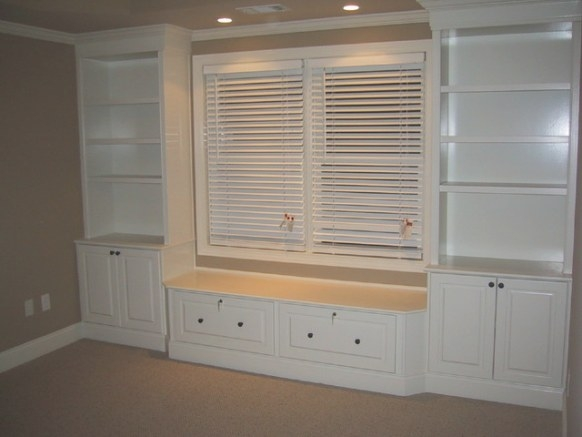 Custom Built Wall Units with Wall Units For Bedroom