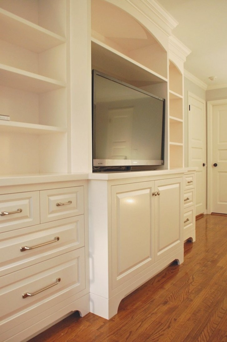 Custom Made Colonial Bedroom Entertainment Centerjohn inside Wall Units For Bedroom