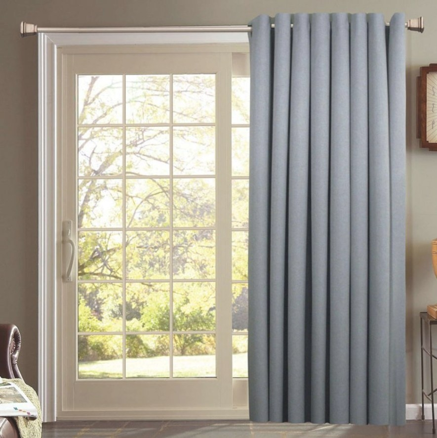 Decorative Curtains In Doorwaysyour Own Hands: Ideas regarding Curtains For French Doors