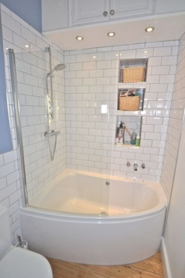 Deep Bathtubs For Small Bathrooms - Bathtub Designs pertaining to Soaking Tub Shower Combo