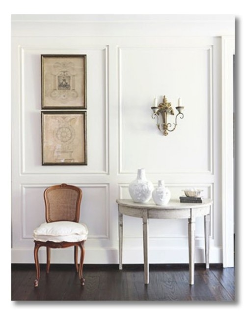 Designer Recommended Whites | Interior, Decor, Home Decor in Benjamin Moore China White