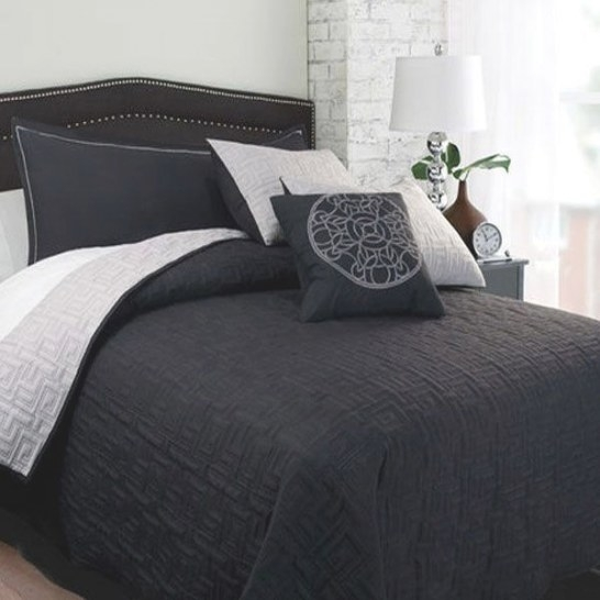 Do You Want A Young, Stylish Look For Your Bed? The Mila throughout What Size Washer Do I Need For A King Size Comforter