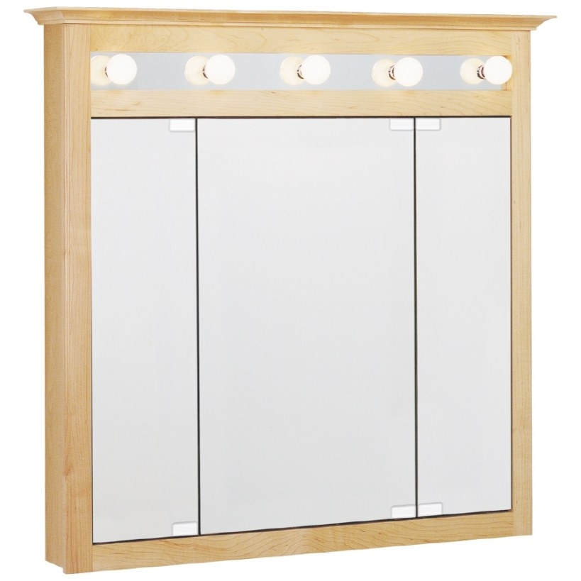 Estatersi X Surface Medicine Cabinet With Lights At within Medicine Cabinet With Lights