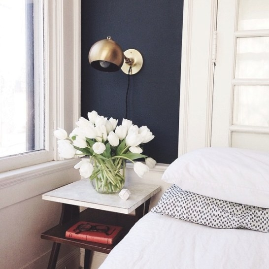 Express-O: Summer Bedroom Tip within Navy Blue And Gold Bedroom