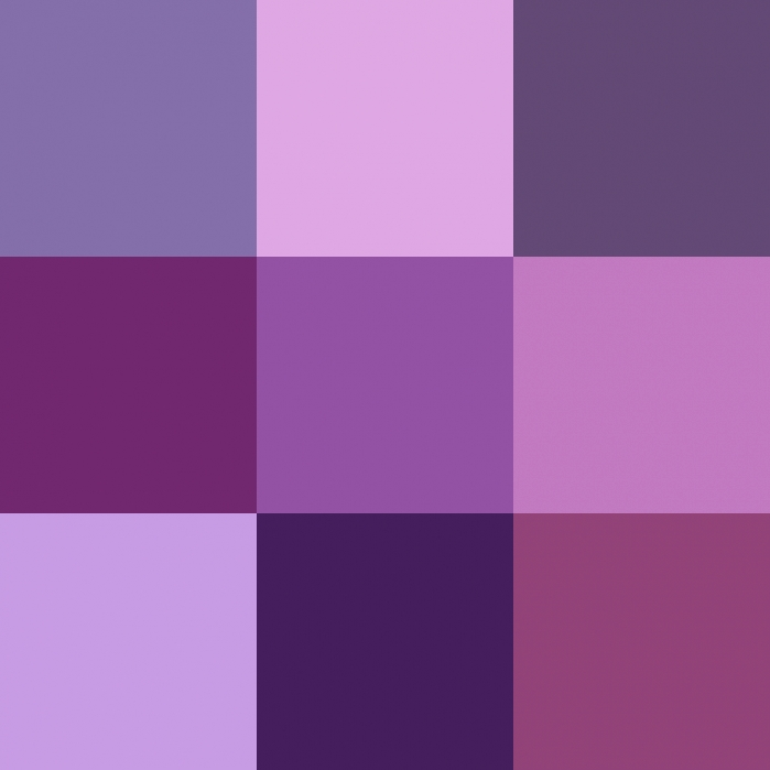 File:color Icon Purple V2.Svg - Wikimedia Commons inside What Colors Go With Purple