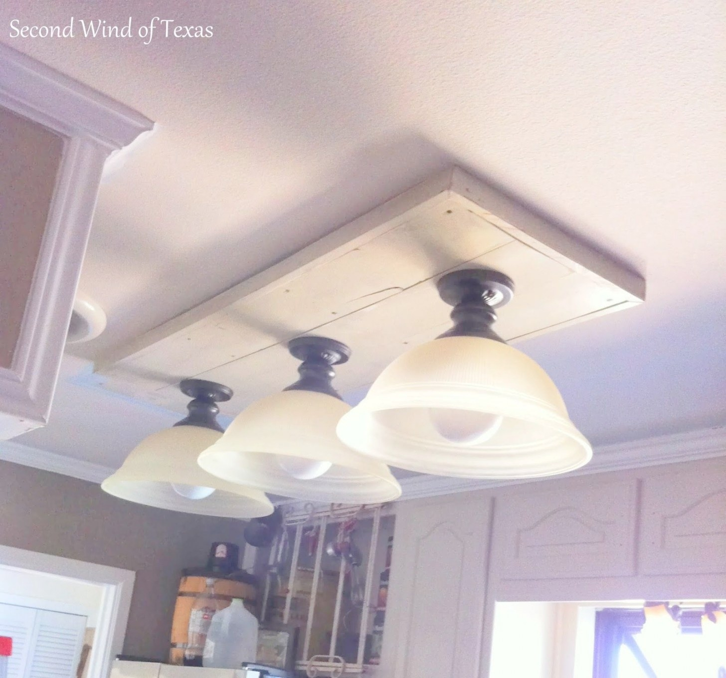 Fluorescent Light Fixture Kitchen And Pretty Replacing in Replace Fluorescent Light Fixture In Kitchen