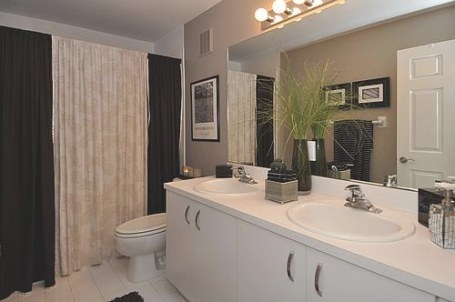 Focal Point Styling: Rental Restyle: Small Bath Space inside What Is A Florida Bathroom