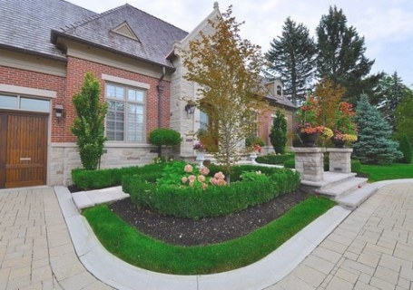Front Yard Landscaping Ideas – Convert Bland Garden Into throughout Front Yard Landscaping Ideas