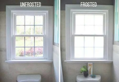 Frost Windows | Window In Shower, Frosted Windows with Small Privacy Window Bathrooms