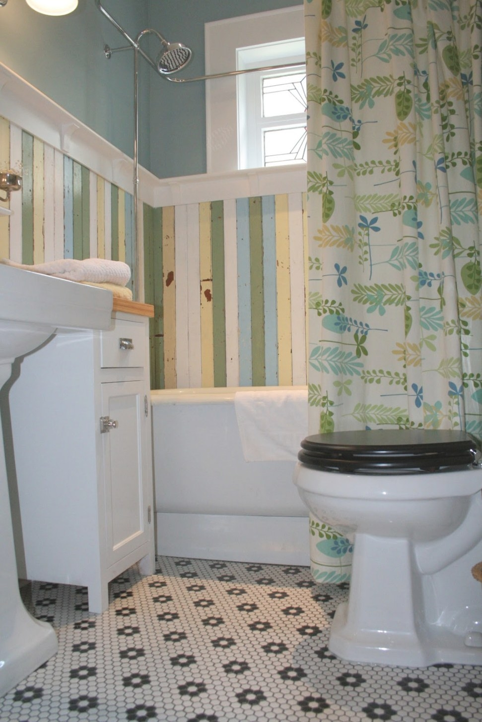 Fun House: Redo Of My 1920'S Bathroom regarding Picture Of A Bathroom