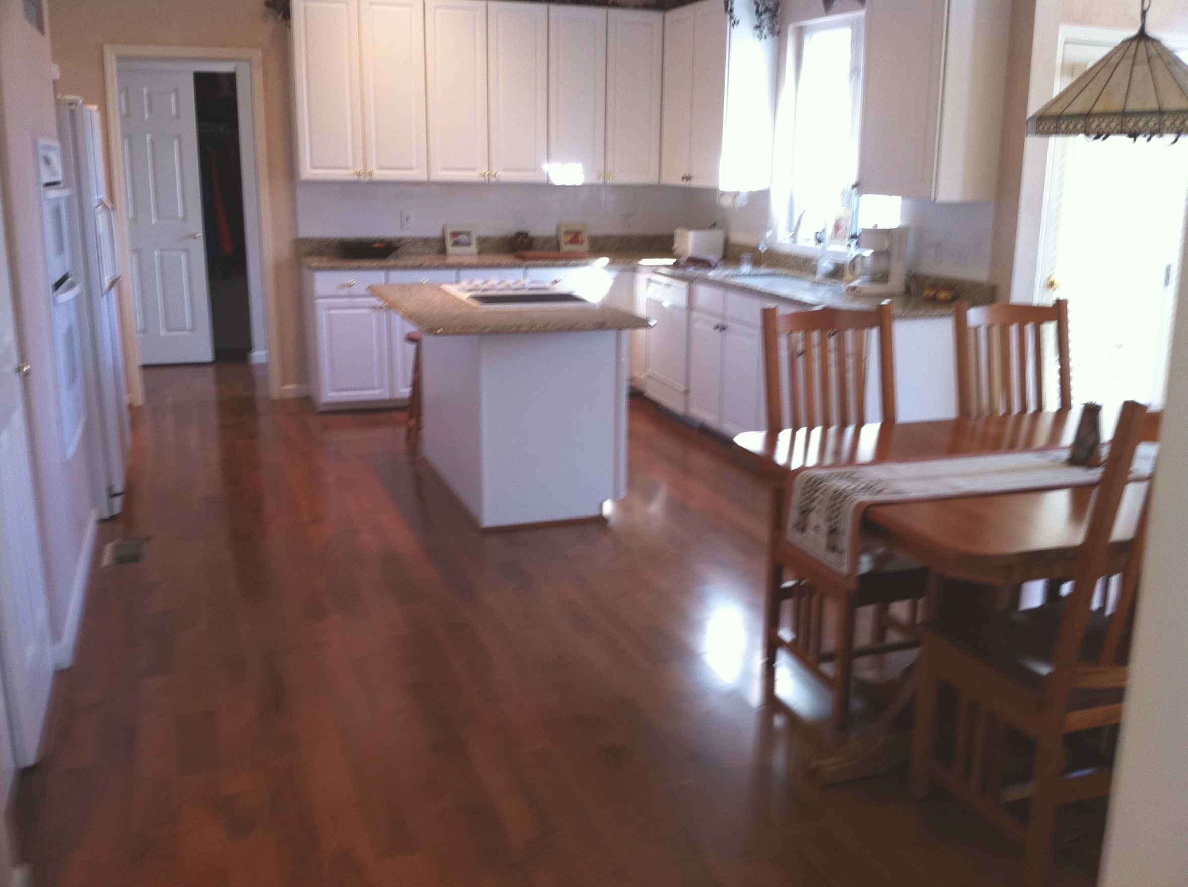 Glossy Dark Hardwood Floors Brown Dark Wood Floors Teak pertaining to Dark Hardwood Floors Kitchen