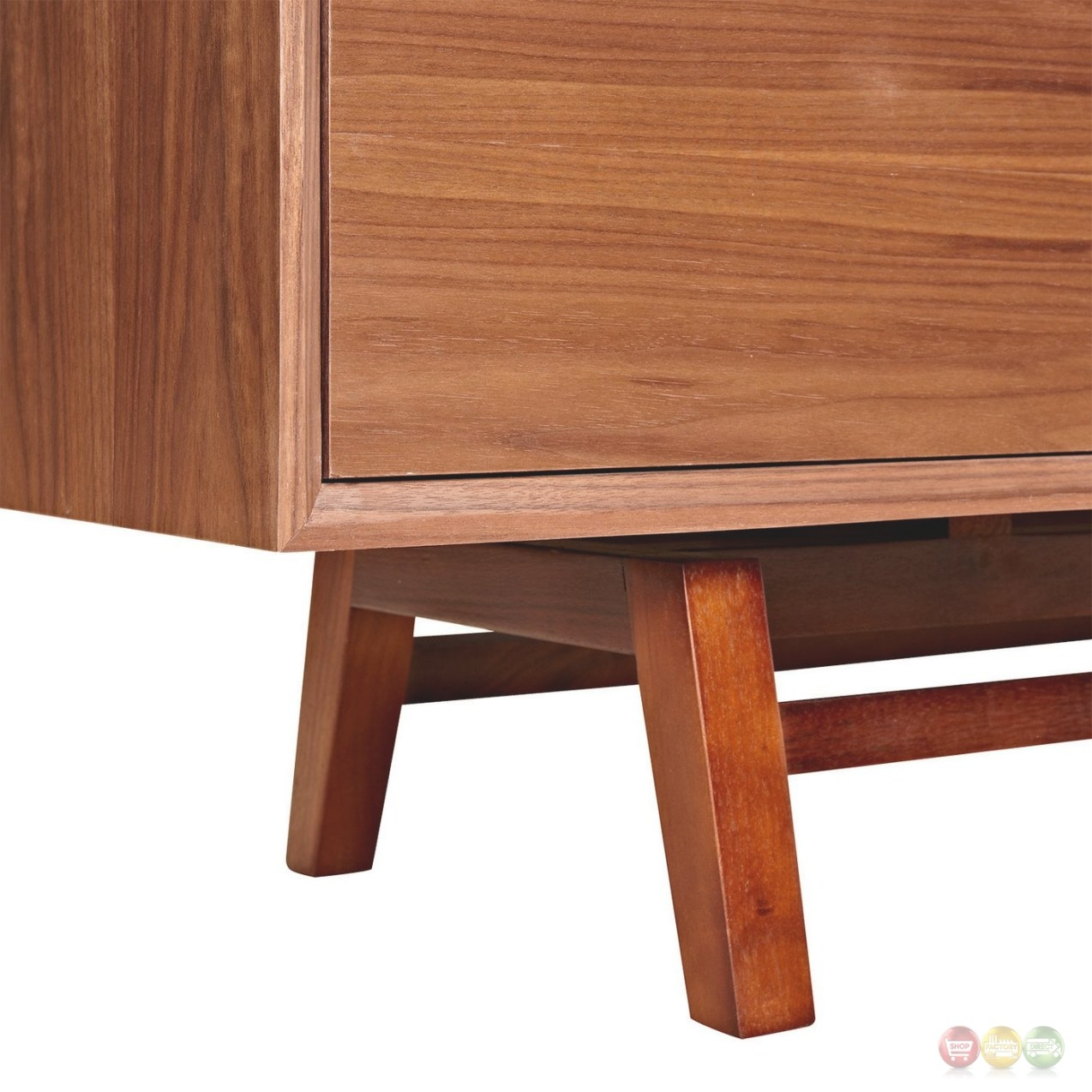 Grane Mid-Century Modern Tv Stand W/ Multi-Colored Panels throughout Mid Century Modern Tv Stand