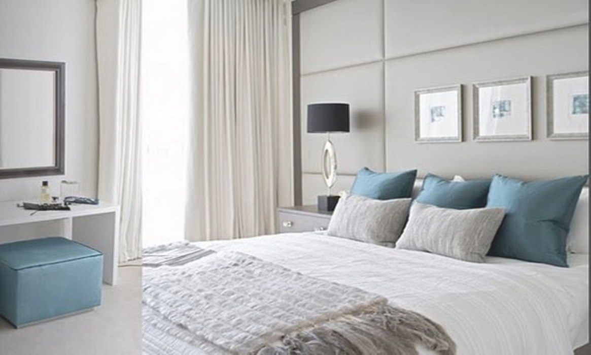 Gray Bedroom Decor, Blue White And Grey Bedroom Ideas Navy intended for Blue Grey And White Bedroom