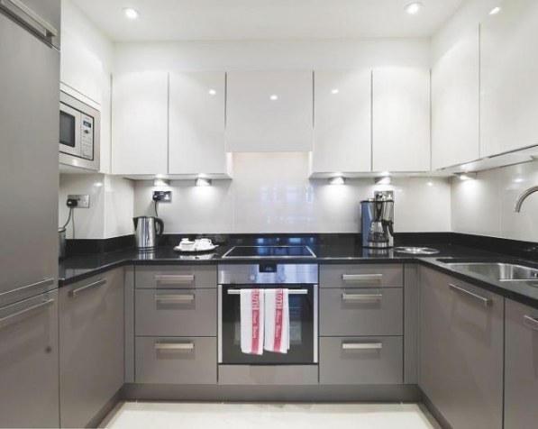 Grey And White Kitchens | Pthyd with regard to Grey And White Kitchen