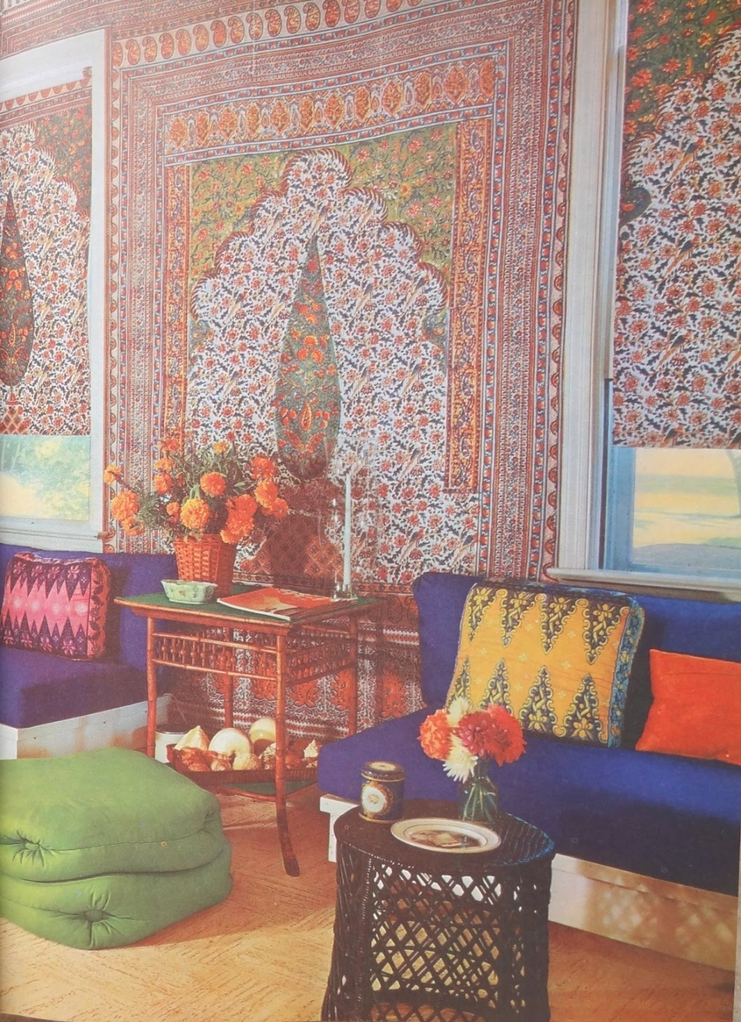 Gypsy Yaya: Lovin' 1970S Design- House & Garden'S Complete throughout Modern Decoration For Home