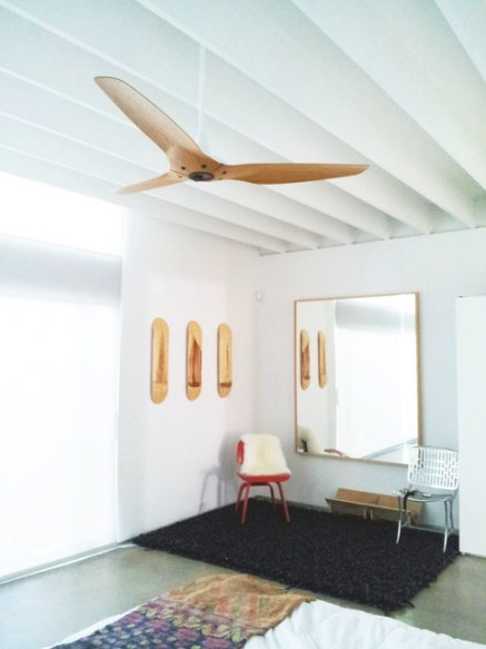 Haiku Ceiling Fans - Modern - Bedroom - Dallas -Big inside Ceiling Fan In Bedroom