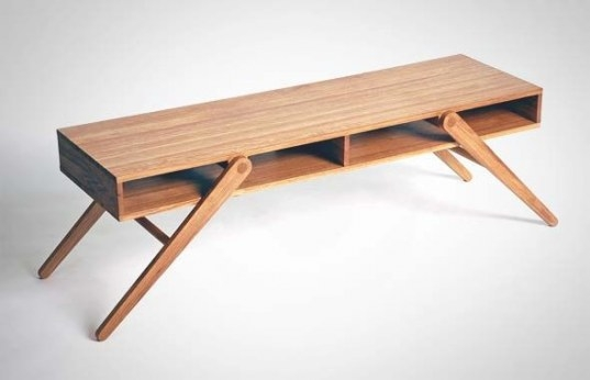 Height-Adjustable Pelago Coffee Tablejohan Lang throughout Adjustable Height Coffee Table