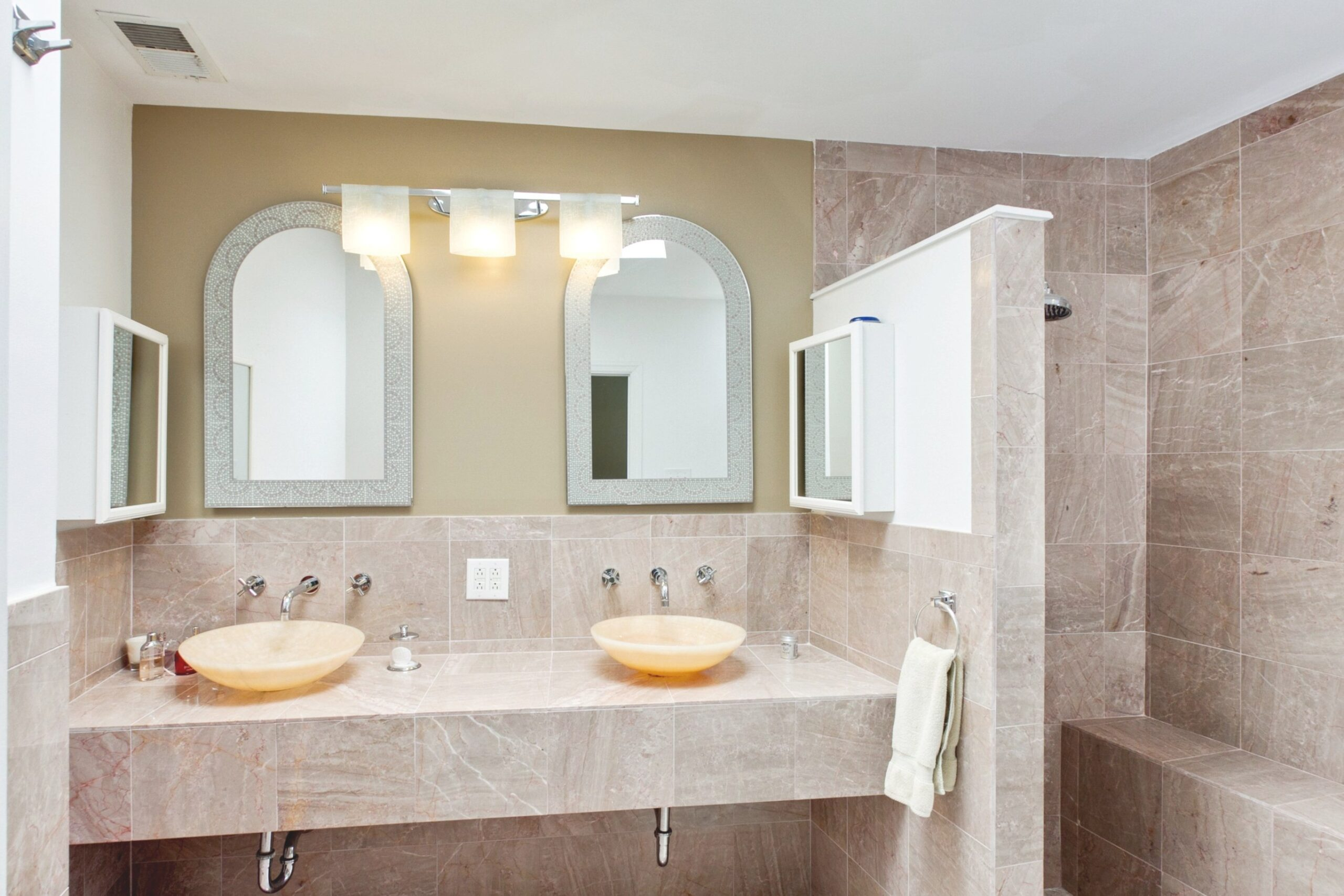 Hit List: We Found Something We Liked For Less Than $6M pertaining to Crown Moulding In Bathroom