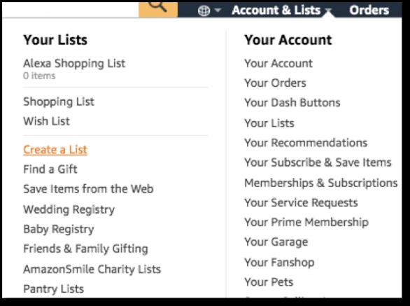 How Does Amazon Wish List Work? - Complete Guide - Amazon regarding Amazon Find A Wishlist