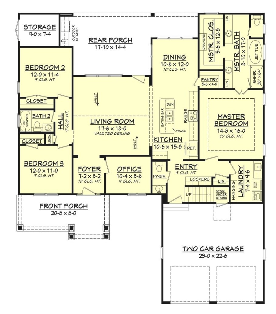 How Much Square Footage Do I Need For A New Home? inside How Much Does It Cost To Paint A 2500 Sq Ft House Interior
