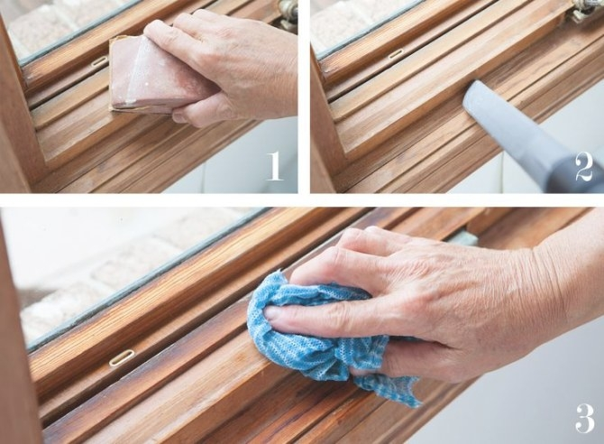 How To Block Stains, Prime, And Paint Wood Trim And More in Best Paint For Trim