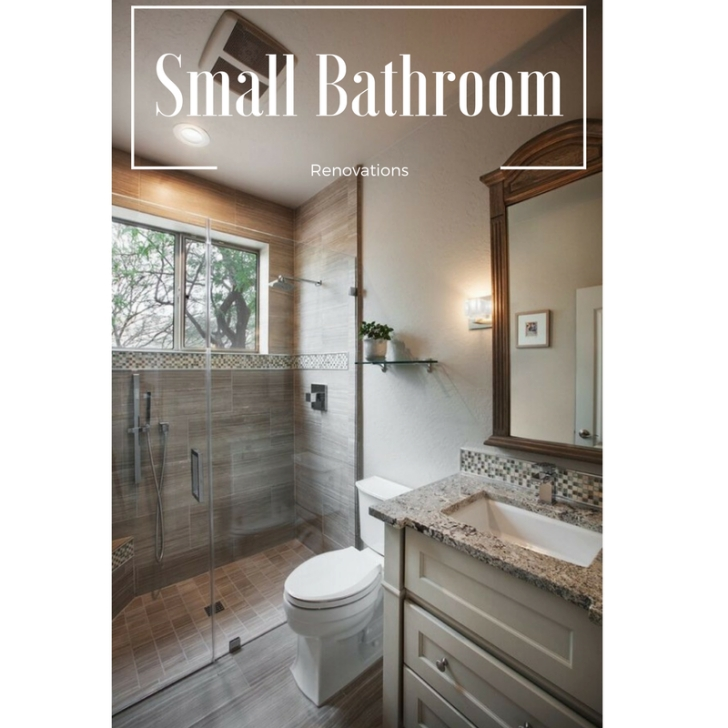 How To Make A Small Bathroom Look Larger - Arlington with What Size Tiles For Small Bathroom