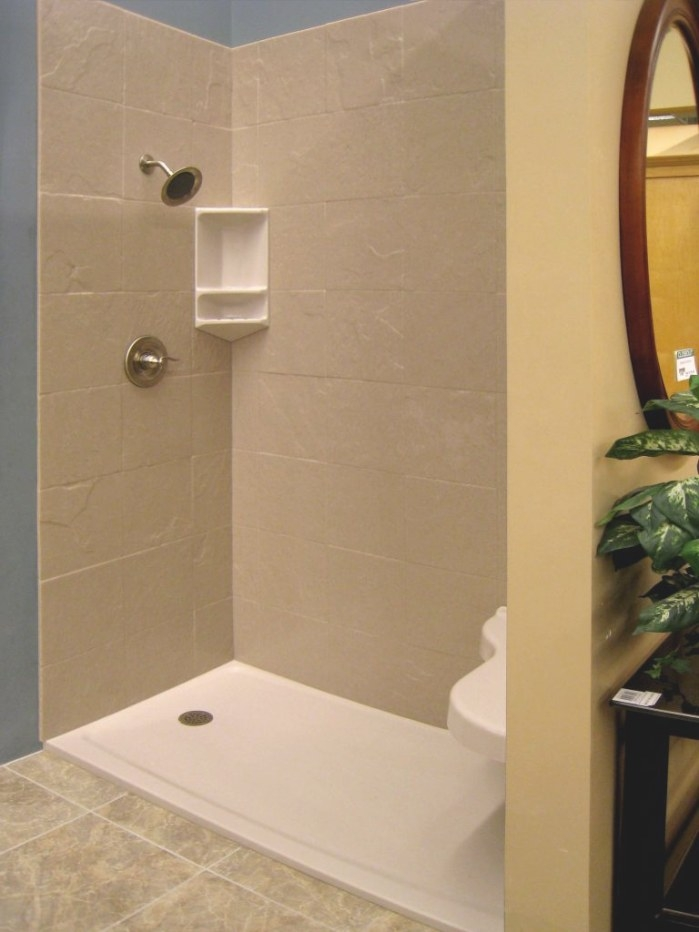 How To Select A Stone Solid Surface Shower Kit for Solid Surface Shower Wall Panels