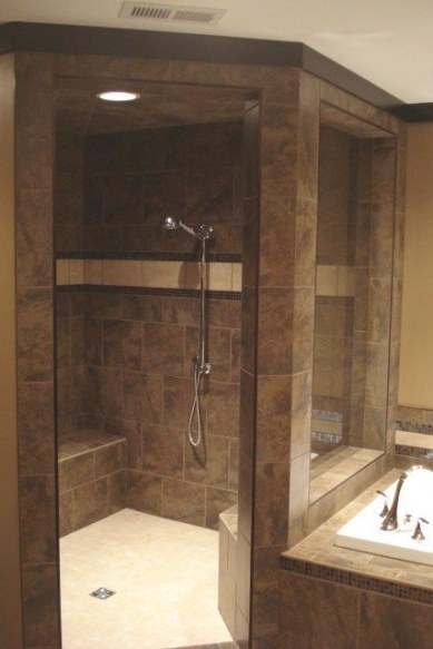 I Love Walk In Shower Rooms, Especially The Ones That Have throughout Walk In Shower With Bench